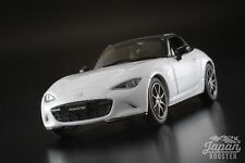 [First43 1/43] Mazda New Roadster 2015 Ceramic Metallic (White) F43-070