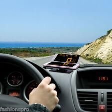 Ehear Heads Up Display Car Hud Phone Gps Navigation Image Reflector Car Holder