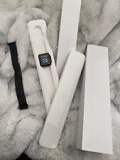 Apple Watch Series 2 42mm Milanese Loop Space Black Stainless Steel Ceramic