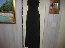 SEXY SCOTT MCCLINTOCK sz 4 Black strapless long dress SEXY black evening dress 4