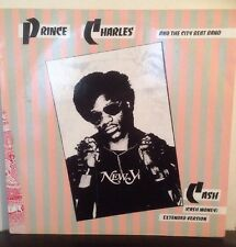 PRINCE CHARLES & THE CITY BEAT BAND - Cash - 1983 Vinyl Maxi Single VS59612