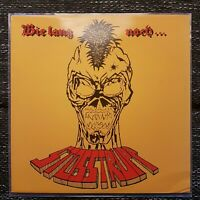 Stosstrupp - Wie Lang Noch... LP Vinyl Rock'o'Rama Deutschpunk Punk Oi