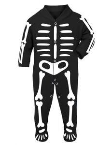 Skeleton Sleep Suits