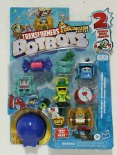 Transformers BotBots Series 4 Movie Moguls -8 Pack