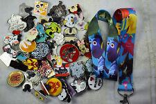 Disney trading 25 pin lot starter set + NEW Finding Nemo Dory lanyard