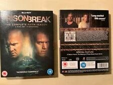 Prison Break Season 5  blu ray