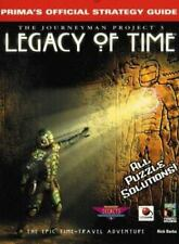 The Journeyman Project 3: Legacy of Time: The Official Strategy Guide [Secrets o