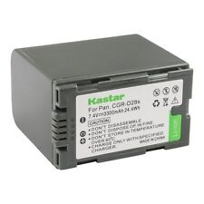 1x Kastar Battery for Panasonic CGR-D28 AG-EZ50U AG-HVX200 AJ-PCS060G DZ-MX5000