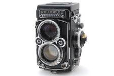 Rollei Rolleiflex 2.8F 6x6 TLR Film Camera with Planar 80mm f2.8 from JAPAN 784N