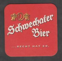 Bierdeckel - Coaster, Brauerei SCHWECHAT , Schwechater Bier  , Wien / Österreich