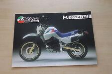 169330) Laverda OR 600 Atlas Prospekt 198?
