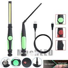 10W 10000 Lumen Recargable Barra Delgada Magnética Plegable LED Luz de trabajo/tienda/Auto