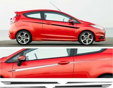 Ford Fiesta MK7 C ST S Zetec 3 Door Side stripes Decals Stickers RS 1.4 1.6