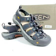 Keen Newport H2 Outdoor Hiking Trail Waterproof Sandal Shoes Mens Size 10 Black