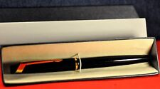 """CONKLIN""  C.00  Circa 1959's Lacquer Black&GT Fountain pen"