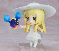 Pokémon  Lillie  Nendoroid  Action Figure  Good Smile Japan