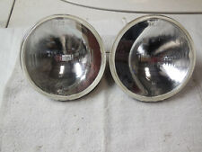Cibie Oscar Plus flat face sport lenses (pair) Genuine, date code matched 1992