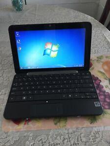 """HP Mini 110- 1030NR 10.1""""(Intel Atom/16GB SSD/2GB Ram/Win7/Internet)Excellent"""