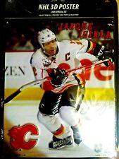 Jarome Iginla - 3D Poster - Calgary Flames