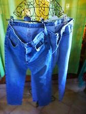 T 42   lot 2 pantalons JEANS délavés homme