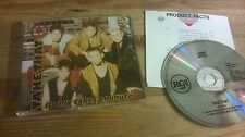 CD POP take that-It Only Takes Time (4) canzone RCA rec SC + presskit