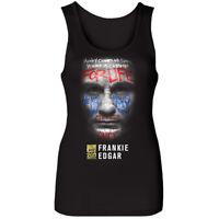 UFC Women's Frankie Edgar War Paint Tank Top - Black
