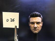Hot Toys Hawkeye edad De Ultron cabeza esculpida Usados Pero Como Nuevos