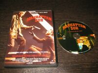 Manhattan Sud DVD Mickey Rourke John Lone Ariane Leonard Thermos Ray Barry