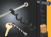 PRATIQUE!!! Porte clé clef  tire bouchon  clés ouvre bouteille vin décapsuleur