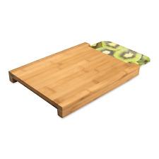 BergHOFF Studio Bamboo Chopping Board with Tray (32 x 24 x 3.5cm)