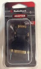 Radioshack DVI-A Female to HDD/VGAMale Adapter (278-005)