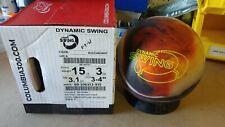 COLUMBIA 300 15LB DYNAMIC SWING BOWLING BALL 42073