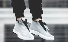 NIKE ZOOM KOBE ICON JCRD PRM Trainers Zip Up Hidden Laces UK 7.5 (EUR 42) Silver
