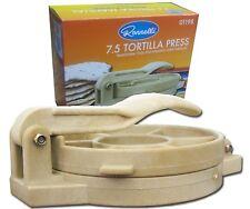 7.5 inches Plastic Tortilla Press Tortilla Maker Corn -Wheat Tortilla Machine