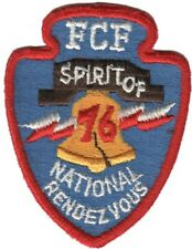 ROYAL RANGERS 1976 FCF NATIONAL RENDEZVOUS PATCH