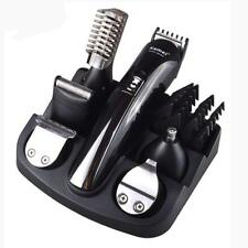 Professional Body Beard Hair Cut Clipper Shaver Machine Kit Trimmer Grooming Set