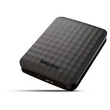 MAXTOR HARD DISK ESTERNO 2,5 1TB CON USB 3.0 NERO HX-M101TCBM