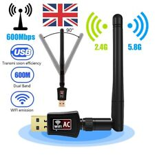 High Speed USB Wifi Adapter Wireless Antenna Dongle For Smart TV Box Openbox PC