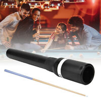 Telescopic Pool Cue Extension Stick Extreme Extender For Billiards Snooker