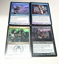 ~* Lot of 4 Magic: The Gathering Foil Cards