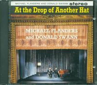Michael Flanders And Donald Swann - At The Drop Of Another Hat Cd Ottimo Vg