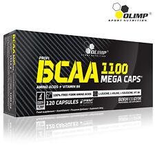 OLIMP BCAA AMINO ACIDS - Anticatabolic Pills & Muscle Mass Gain - Recovery