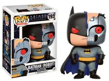 Dc Comics Batman Animated Funko Pop 193 Bataman Robot