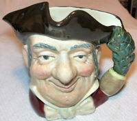 1957 Mine Host #D6470 Doulton /& Co Made in England Toby Jug MINT CONDITION