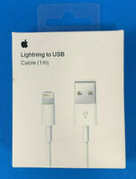 Apple Lightning USB Cable Charger 1m Original For iPhone 7 Plus X XS XR 11