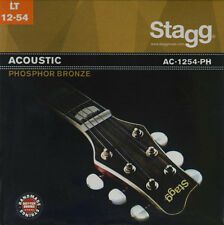 Stagg AC-1254-PH Bronze Luz Extra .012 054