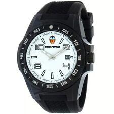 TIME FORCE TF-4178M02 RELOJ CABALLERO ANALOGICO VALENCIA C.F. 100M