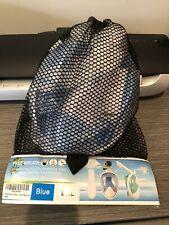 New listing Free Breath Revolutionary Full Dry Snorkeling Mask L/Xl