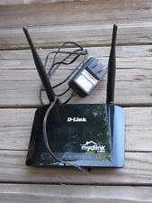 D-LINK ~ Wireless N 300 Mbps Home Cloud App-Enabled Broadband Router (DIR-605L)