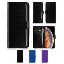 New Wallet PU Leather Case Cover For Apple iPhone 11, 11 Pro, 11 Pro Max